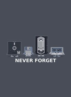 Never forget…