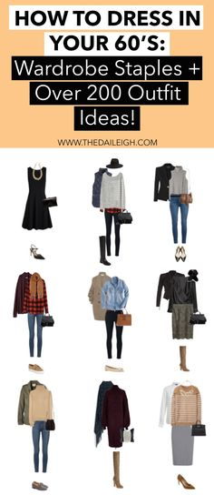 How To Dress In Your 60's | Fashion Tips for Women | How To Dress Over 60 | Outfit Ideas