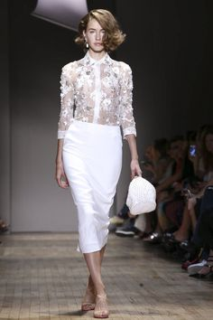 @thejennypackham Ready-To-Wear Spring Summer 2015 #NYFW