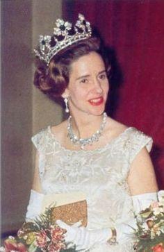 Queen Fabiola, Queen consort of the Belgians and wife of King ...