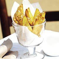 Recept - Zelfgemaakte frites - Allerhande