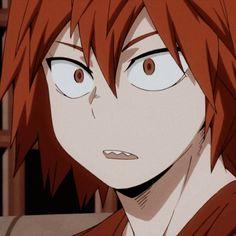 Otaku Anime, M Anime, Anime Art, My Hero Academia Memes, Hero Academia Characters, My Hero Academia Manga, Anime Characters, Kirishima My Hero Academia, Kirishima Eijirou