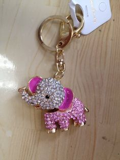 Another cute elephant keychain/charm combo from Amazon. $20 after shipping.
