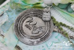 My Little Craft Things: Distressed Metal / Porcelain Tutorial Excellent techniques on this blog