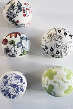 Arabia Finland box; paratiisi, runo, apila.. Glass Ceramic, Ceramic Art, Vintage Designs, Retro Vintage, Stig Lindberg, Marimekko, Vintage Pottery, Scandinavian Design, Finland