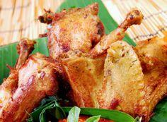 Ayam Goreng Kalasan - Indonesian Fried Chicken RECIPE