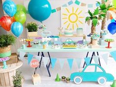 Collage Photo from Mad Scientist Party In Collaboration with Twinkle Twinkle Little Party Order Birthday Cake, Leo Birthday, Birthday Party Themes, Themed Parties, Custom Balloons, Big Balloons, Baby Shower Balloons, Festa Hot Wheels, Hot Wheels Party