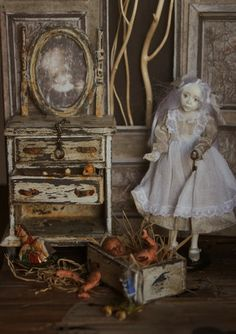 Nono mini Nostalgia- ghostly room