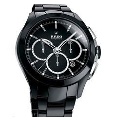 Rado | Rado Hyperchrome XXL Automatic Chronograph | Keramik | Uhren-Datenbank watchtime.net