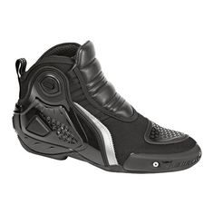 pretty nice 5f140 ae1a6 Dainese Dyno C2B Shoes at RevZilla.com Motorcycle Shoes, Riding Gear, Black  Boots