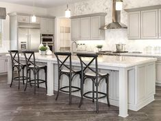 """9,317 Likes, 51 Comments - Pulte Homes (@pultehomes) on Instagram: """"A kitchen designed for you to multitask. A large island adds form and function by creating a space…"""""""