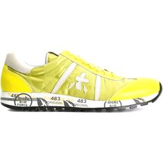 Men s yellow sneakers. Sneakers have been an element of the fashion world  more than perhaps d8ecb2c9007