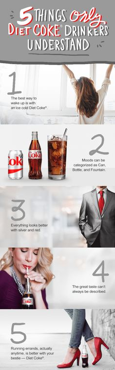 There are some things that only Diet Coke lovers truly understand. Vegan Wraps, Ways To Wake Up, Caffeine Addiction, Liquid Diet, Fat Loss Diet, Diet Coke, Make Me Smile, Coca Cola, Diet