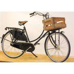 GAZELLE CLASSIC VINTAGE Transporthollandrad (Sondermodell) - hollandrad.com