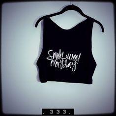 Smoke Weed Everyday by OFIVY on Etsy, $25.00