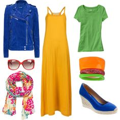"""Untitled #42"" by fjarad on Polyvore"