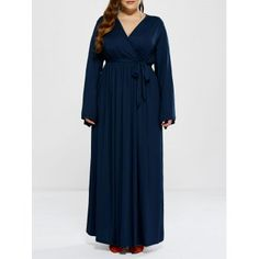 SHARE & Get it FREE | Plus Size Long Sleeve Empire Waist DressFor Fashion Lovers only:80,000+ Items·FREE SHIPPING Join Dresslily: Get YOUR $50 NOW!