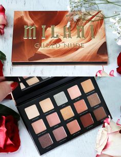 Cruelty Free Holiday Gift Guide 2020 - Milani Gilded Nude Palette Holiday Gift Guide, Holiday Gifts, Hand Cream Gift Set, Fall Lips, Perfume Gift Sets, Cruelty Free Makeup, Milani, Travel Size Products, Lifestyle Blog