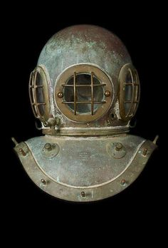 Augustus Siebe Diving Helmet. Queensland Museum holds a historically significant collection of diving helmets. The Augustus Siebe Diving Helmet dates between 1840 and 1844, and is the second earliest standard dress diving helmet in the world and one of only 4 known examples of its type.