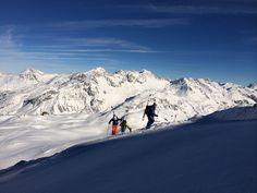 The Arlberg calls…