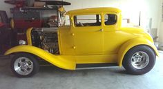 1930 Ford 5 Window Street Rod