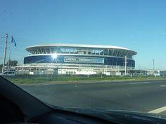 Check-in: Porto Alegre: Arena do Grêmio e Olímpico