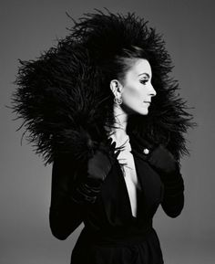 TIME's Best Portraits of 2013 - Tina Fey by Paola Kudlacki