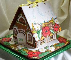 """Gingerbread House """"Poppy"""" by maro, posted on 