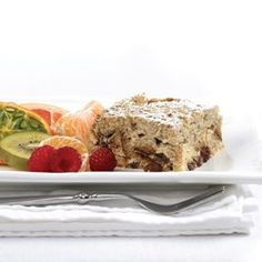 Baked Apple-Cinnamon French Toast - EatingWell.com