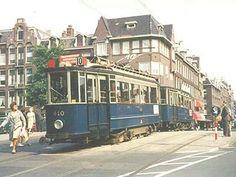 Tram, Amsterdam