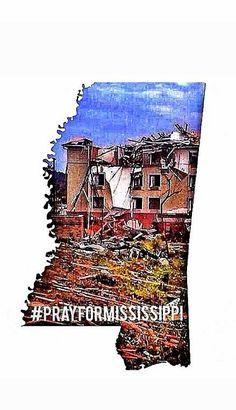 Pray for #Mississippi.