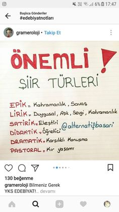 Pin on Edebiyat Geometry Formulas, Turkish Language, Study Methods, Interesting Information, School Notes, Study Motivation, Galaxy Wallpaper, Kids And Parenting, Chemistry