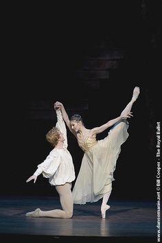 Alina Cojocaru & Steve McRae