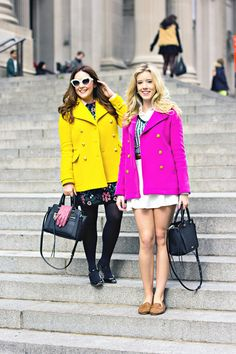 History In High Heels: Upper East Side, Gossip Girl Style on the Steps of the Met