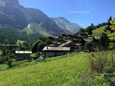 Chiazale, frazione nel Vallone di Bellino, Val Varaita