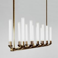Marais Chandelier | Bright Group.  Please contact Avondale Design Studio for more information about any of the products we highlight on Pinterest.
