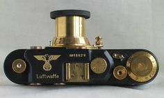 A Luftwaffe camera