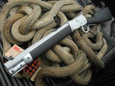 """badger-actual: """" Chiappa Alaskan Scout, .44 Magnum. """""""
