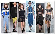 Já conhece das novas apostas para o verão? Então corre já para o blog e veja 7 novas tendências de moda para o verão direto de Nova York!!