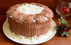Prajitura Deliciu cu caramel atat in foi cat si in crema - Rețete Merișor Food Cakes, Cake Recipes, Caramel, Food And Drink, Pudding, Cheesecake, Vegan, Desserts, Deserts