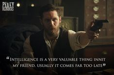 The very best quotes from Peaky Blinders - Birmingham Mail