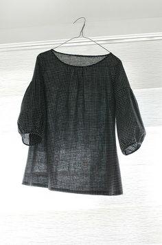 Stylish dress book . pattern B by Klari*, via Flickr
