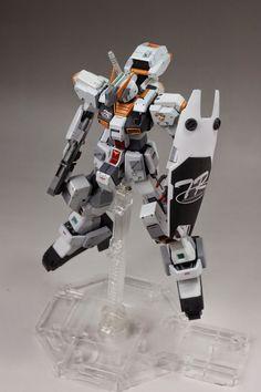 GUNDAM GUY: 1/144 A.O.Z. Hazel-Owsla - Custom Build