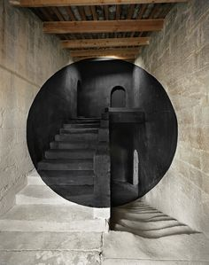 Clever Perspective Art by Georges Rousse - UltraLinx