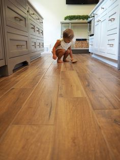 Palmetto Cognac wood look tile features the amber hue of a fine cognac, with all of the grains, knots, and characters of fine hardwood. Suitable for design styles from traditional to contemporary, use these 6x36 porcelain planks to create beautiful floors, accent walls, and countertops.