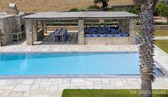 Luxury Paros Villas, Paros Villa Rafa, Cyclades, Greece