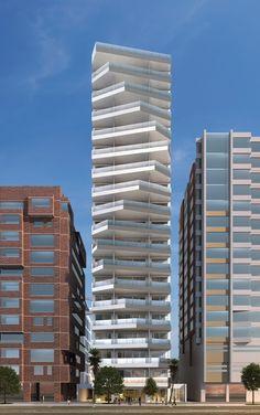 Imagem 12 de 16 da galeria de Philippe Starck e Arquitectonica buscam transformar a paisagem de Quito. Oh, diseñado por Arquitectónica y U&S. Image © Uribe & Schwarzkopf