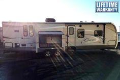 2016 Keystone RV Cougar XLite 33MLS Stock: 8884 | Tacoma RV Center