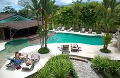 (tent $14/person, dorms $12/person, rooms $22/person) Arenal Backpackers Resort in La Fortuna.