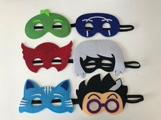 PJ masks and Villains  PJ Masks Costume  Gekko Catboy &